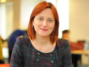 Angela Galeta Vodafone Romania