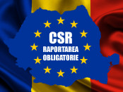 raportarea de csr obligatorie in Romania