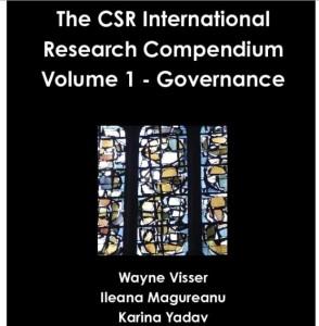 The CSR International Research Compendium volumul 1