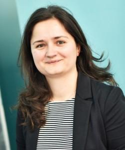Andreea Tudose, directorul Fundatiei Policlinici Sociale Regina Maria