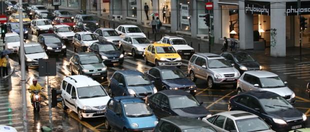 Traffic jam | © Marian Mocanu | Dreamstime Stock Photos | © Marian Mocanu | Dreamstime Stock Photos