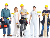 Contractors workers | © Kurhan | Dreamstime Stock Photos | © Kurhan | Dreamstime Stock Photos