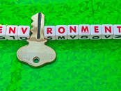 Key to a green environment | © David Watmough | Dreamstime Stock Photos | © David Watmough | Dreamstime Stock Photos