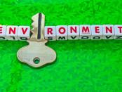 Key to a green environment | © David Watmough | Dreamstime Stock Photos | © David Watmough | Dreamstime Stock Photos